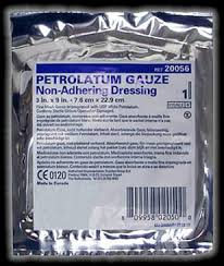 Petrolatum Dressings