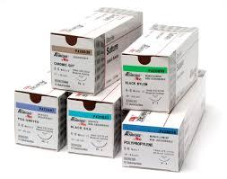 Polyglycolic Acid (PGA) Sutures